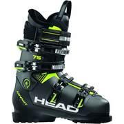 Clapari ski pentru Barbati Head ADVANT EDGE 75, Anthracite/black/yellow