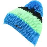 Caciula pentru Barbati Blizzard Tricolor, Black/green/blue