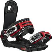 Legaturi snowboard Head FLATBED 4D_SpeedDisc, Black