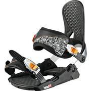 Legaturi snowboard Head P THREE 4D_SpeedDisc, Black