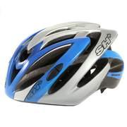 Casca bicicleta pentru Barbati SH+ SPEEDY, Blue/silver