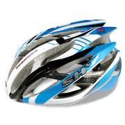 Casca bicicleta pentru Barbati SH+ ZEUSS, Blue/white