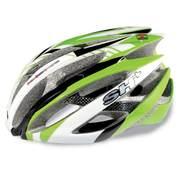 Casca bicicleta pentru Barbati SH+ ZEUSS, Green/white