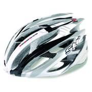Casca bicicleta pentru Barbati SH+ ZEUSS, Silver/white