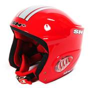 Casca ski pentru Femei SH+ KING RACER EVO 4FF, Red/metal