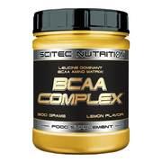 Complex de aminoacizi Scitec Nutrition BCAA Complex, Lemon