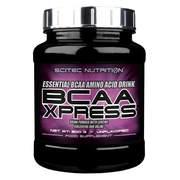 Complex de aminoacizi Scitec Nutrition BCAA XPRESS, Apple