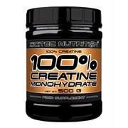 Creatina pudra Scitec Nutrition Creatine Monohidrat 100% 500g, Unflavoured