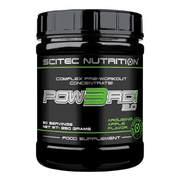 Pudra energizanta Scitec Nutrition Pow3rd 2.0, Apple