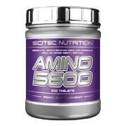 Complex de aminoacizi Scitec Nutrition Amino 5600, Unflavoured