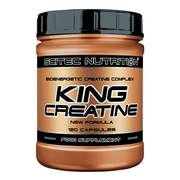 Complex de aminoacizi Scitec Nutrition King Creatine, Unflavoured