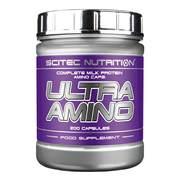 Complex de aminoacizi Scitec Nutrition Ultra Amino, Unflavoured