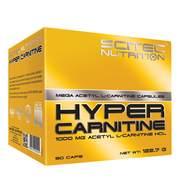 Supliment pentru arderea grasimilor Scitec Nutrition Hyper Carnitine